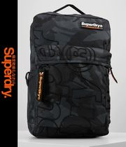 Superdry Camouflage Street Style Backpacks