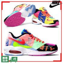 Nike AIR MAX Unisex Street Style Collaboration Sneakers