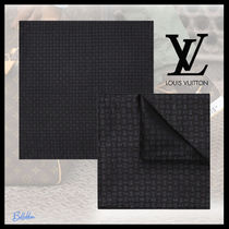Louis Vuitton DAMIER Silk Handkerchief