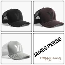 JAMES PERSE Street Style Caps