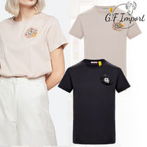 MONCLER Cotton Short Sleeves T-Shirts