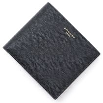 GIVENCHY Calfskin Folding Wallets