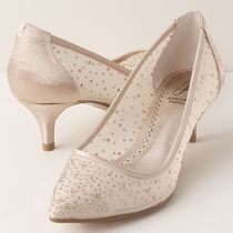 BHLDN Dots Collaboration Home Party Ideas With Jewels Shoes