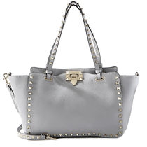 VALENTINO Leather Formal Style  Shoulder Bags
