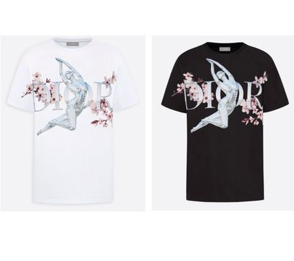 826e35ad ... DIOR HOMME More T-Shirts Cotton Short Sleeves T-Shirts ...