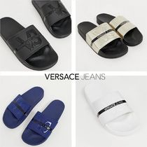 VERSACE Street Style Shower Shoes Shower Sandals