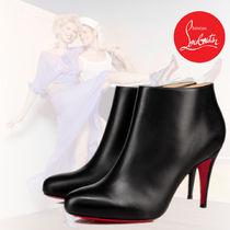 Christian Louboutin Casual Style High Heel Boots