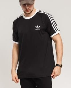 adidas More T-Shirts Unisex Plain Cotton Short Sleeves T-Shirts 2