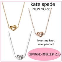 kate spade new york Casual Style Necklaces & Pendants