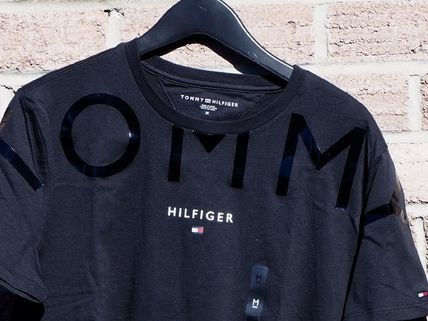 Tommy Hilfiger More T-Shirts Street Style Short Sleeves T-Shirts 3
