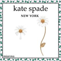 kate spade new york Flower Earrings & Piercings