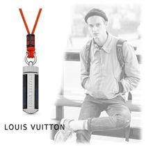Louis Vuitton 2019-20AW DAMIER SPORTY NECKLACE silver free necklace