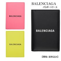 BALENCIAGA Unisex Passport Cases