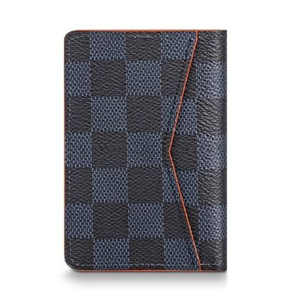 Louis Vuitton Card Holders 2019-20AW DAMIER SPORTY CARD HOLDER damier one size holder 3
