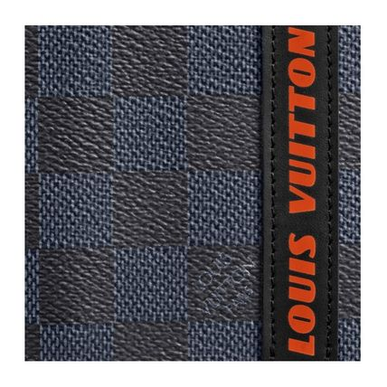 Louis Vuitton Card Holders 2019-20AW DAMIER SPORTY CARD HOLDER damier one size holder 6
