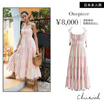 Chicwish Stripes Dresses