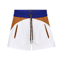 Louis Vuitton MONOGRAM Short Wool Shorts