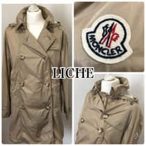 MONCLER LICHE Plain Down Jackets