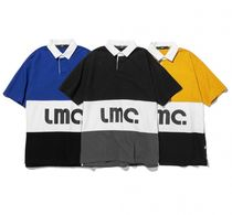 LMC Unisex Street Style U-Neck Short Sleeves T-Shirts