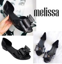 Melissa Casual Style PVC Clothing Sandals