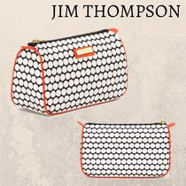 JIM THOMPSON Flower Patterns Pouches & Cosmetic Bags
