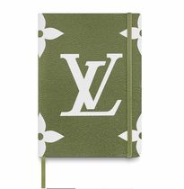 Louis Vuitton MONOGRAM Unisex Blended Fabrics Notebooks