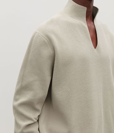 Pullovers Plain Knits & Sweaters