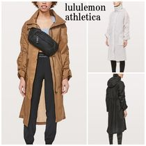 lululemon Casual Style Plain Trench Coats