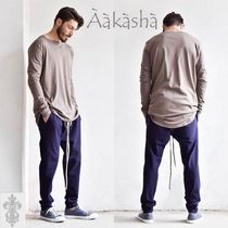 Aakasha Plain Cotton Handmade Sarouel Pants