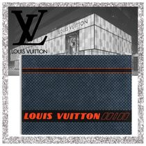 Louis Vuitton DAMIER COBALT Unisex Mens