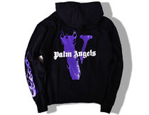 VLONE Pullovers Unisex Street Style Collaboration Long Sleeves