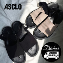 ASCLO Street Style Plain Loafers & Slip-ons