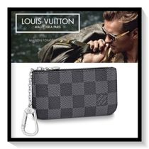 Louis Vuitton Other Check Patterns Canvas Coin Cases