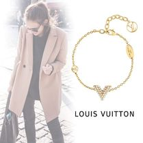 Louis Vuitton 2019-20AW ESSENTIALS LV BRACELET gold free bracelet