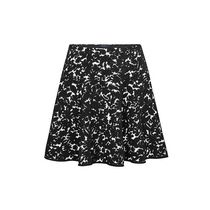 Louis Vuitton Flared Skirts Short Flower Patterns Skirts
