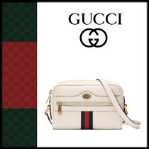 GUCCI Ophidia Casual Style Shoulder Bags
