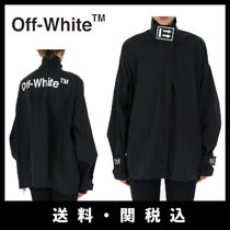 Off-White Casual Style Street Style Jackets