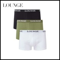 LOUNGE Cotton Boxer Briefs