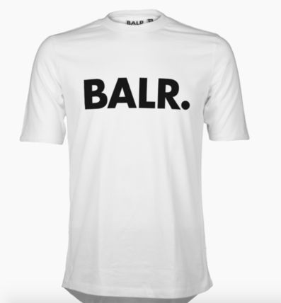 BALR Crew Neck Crew Neck Street Style Cotton Short Sleeves 2