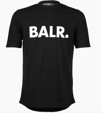 BALR Crew Neck Crew Neck Street Style Cotton Short Sleeves 5