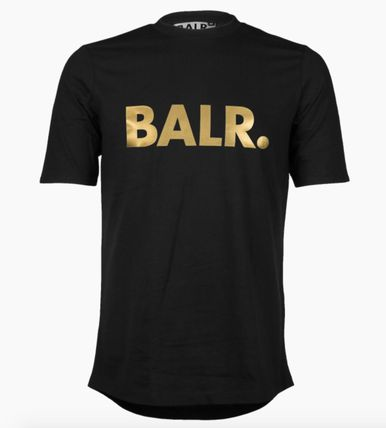 BALR Crew Neck Crew Neck Street Style Cotton Short Sleeves 8