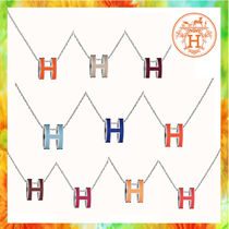 HERMES Elegant Style Necklaces & Pendants