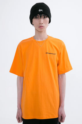 ANOTHERYOUTH More T-Shirts Unisex Street Style Cotton Oversized T-Shirts 15