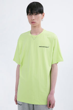 ANOTHERYOUTH More T-Shirts Unisex Street Style Cotton Oversized T-Shirts 19