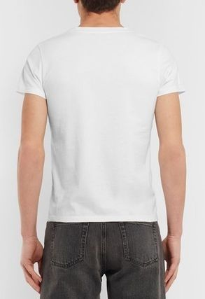 BALENCIAGA More T-Shirts Plain Short Sleeves T-Shirts 3