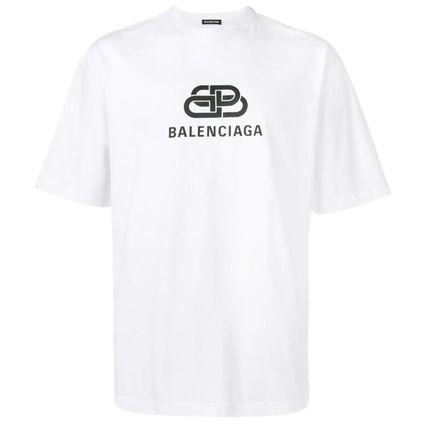 BALENCIAGA More T-Shirts Plain Short Sleeves T-Shirts 4
