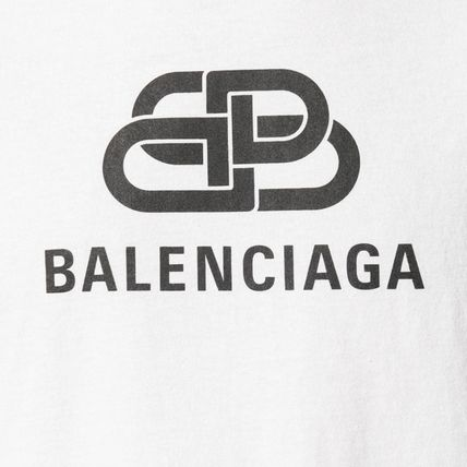 BALENCIAGA More T-Shirts Plain Short Sleeves T-Shirts 5