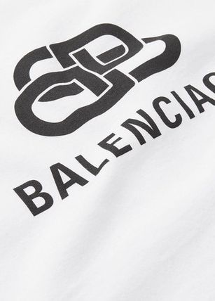 BALENCIAGA More T-Shirts Plain Short Sleeves T-Shirts 6