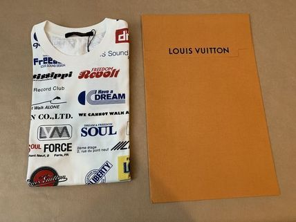 Louis Vuitton More T-Shirts Unisex Cotton Short Sleeves Handmade T-Shirts 2