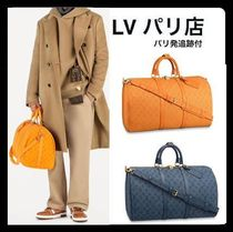 Louis Vuitton MONOGRAM Unisex Handmade Luggage & Travel Bags